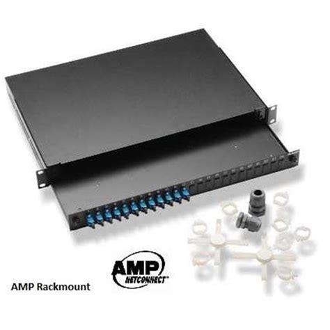 Senter Fiber Optik jual otb rack mount fiber optic oleh pt trikomindo