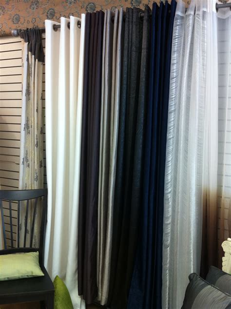 semi custom curtains ready made curtains drapes orangeville bolton georgetown