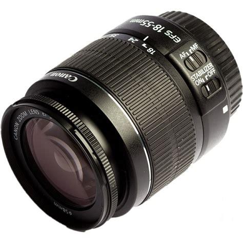 Lensa Canon Zoom Lens Ef S 18 55mm canon ef s 18 55mm 3 5 5 6 is ii standardni objektiv zoom lens 18 55 bulk