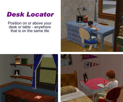 homework desk for bedroom mod the sims quot put your homework away properly quot