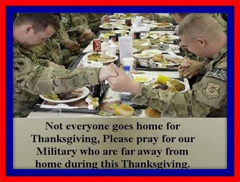 pray for our who are far away from home during
