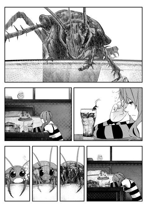 Koloni Hantu 516 roach story by erwin prasetya silent