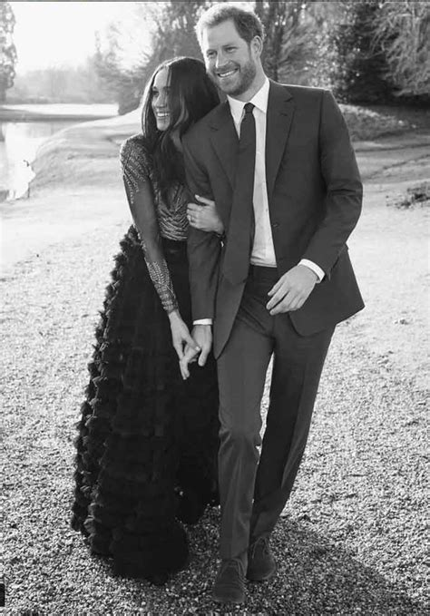 harry meghan prince harry meghan markle candid engagement photo from