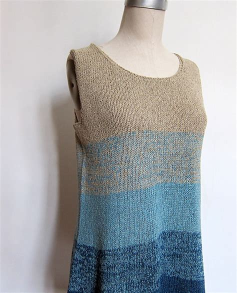 top pattern knit fabric sleeveless tops knitting patterns in the loop knitting