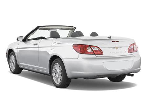 2008 Chrysler Sebring Convertible Mpg by 2008 Chrysler Sebring Reviews And Rating Motor Trend