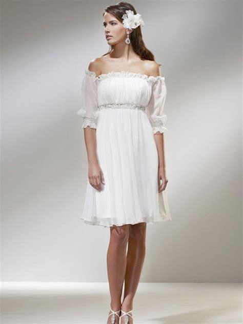casual wedding dresses dressedupgirlcom