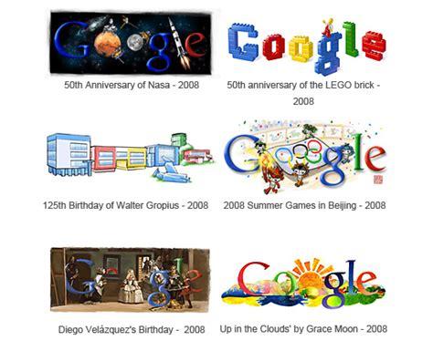doodle respostas doodles as faces e logos do letra em