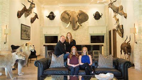 luxury homeowners devote space  trophy rooms