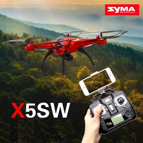 Drone X5sw drone syma x5sw fpv