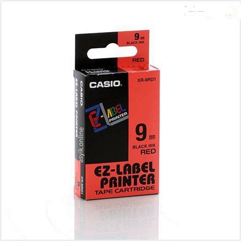 Label Casio 9mm Segera Order november 2013