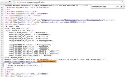 cara membuat kuesioner valid membuat widget follower blog valid html5 dan responsive