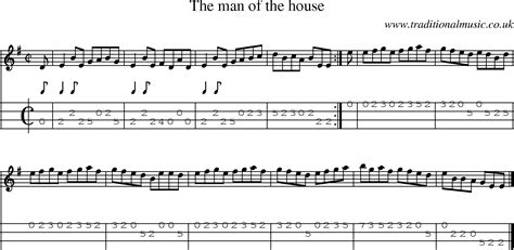 man of the house soundtrack irish music tune man of the house with mandolin tab sheetmusic midi mp3 and pdf