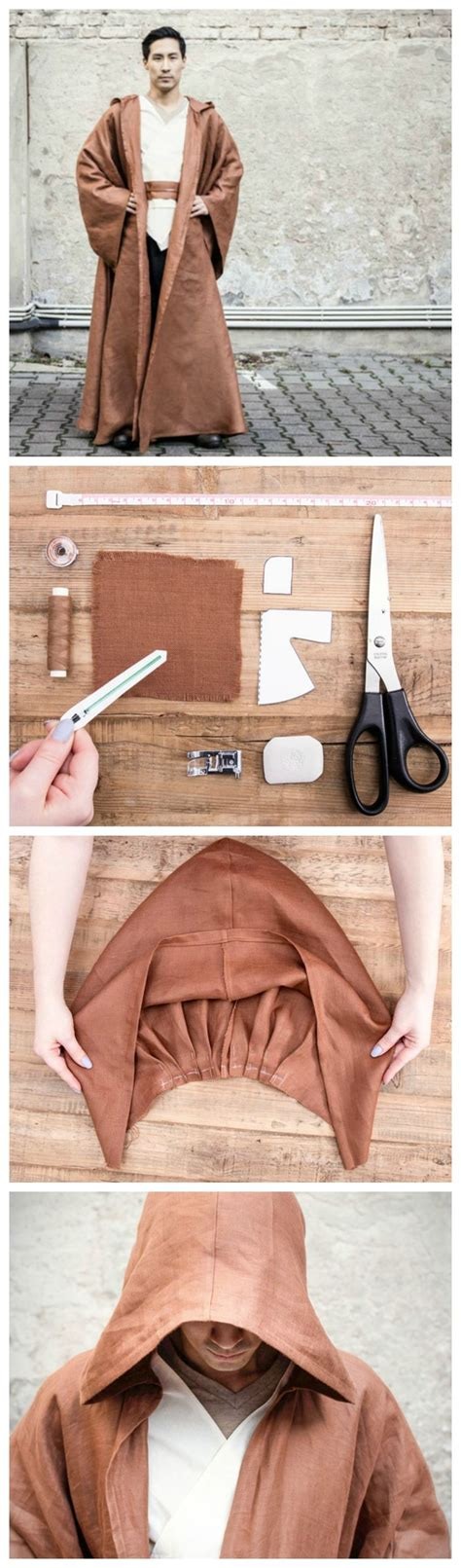 tutorial jedi costume 17 best images about jedi costume ideas on pinterest