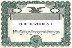Corporate Bond Certificate Template by Living Stingy Corporate Bonds