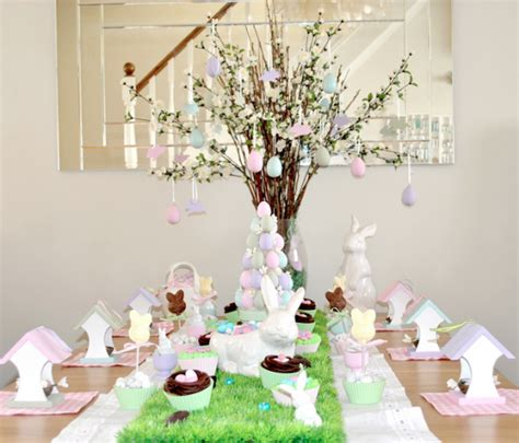 45 amazing easter table decoration ideas godfather style