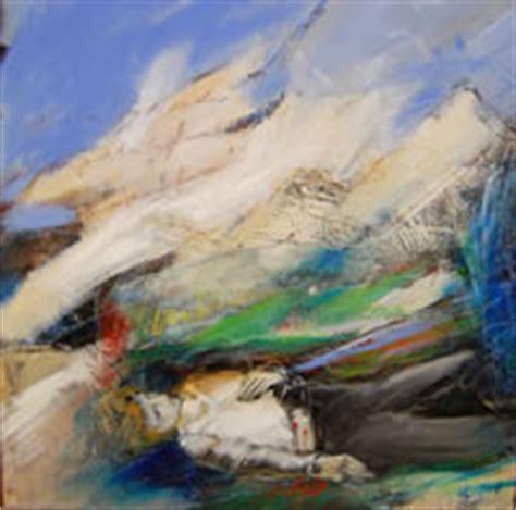 Le Dormeur Du Val Peinture by Yves Guillard Peintre