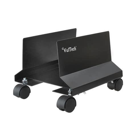 carrelli porta pc carrello porta pc computer con ruote supporto