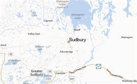 sudbury weather station record historical weather for