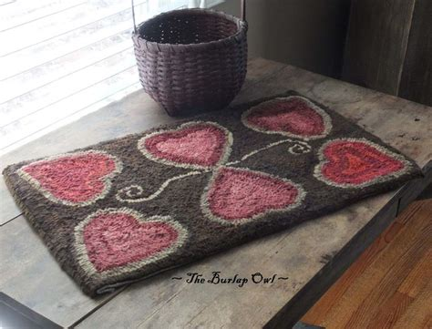 needle punch rugs 690 best punch needle rug hooking images on punch needle rug hooking and rugs