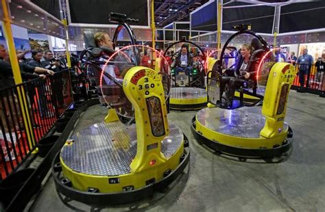 Theme Park Expo | giant theme park expo highlights new fun for 2015 miami