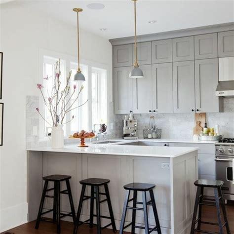 cuisine bois plan de travail blanc cuisine grise plan de travail bois 0 le gris plan de