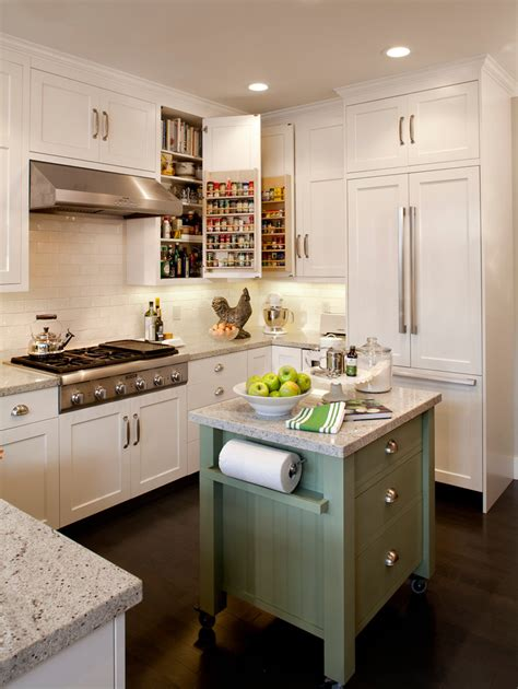 island in a small kitchen 15 stunning small kitchen island design ideas