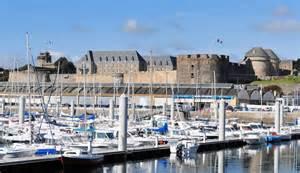 panoramio photo of port de plaisance and chateau de brest