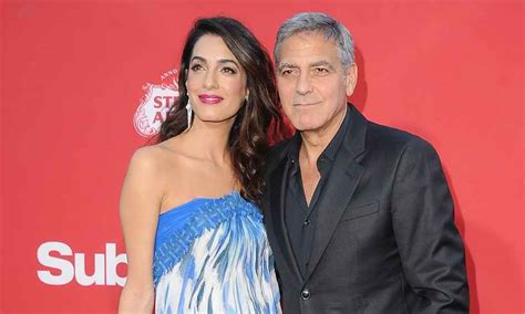 Clooney Linked To Everyone In by George Clooney Hints At From Acting I Don T Need