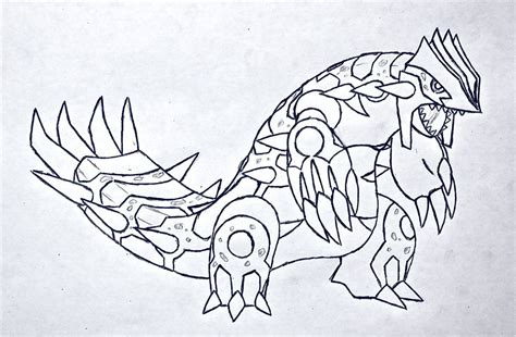 pokemon coloring pages primal groudon pokemon groudon coloring pages az coloring pages