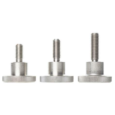 Mur Stainless Steel The M6 Diameter Dalam 6mm 1 Pcs m3 m4 m5 m6 m8 stainless steel knurled thumb screws grip knob bolts ebay