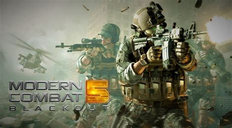 modern combat 5 top 10 best free gameloft games for android ios 2017