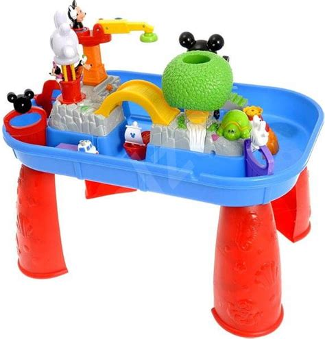 Collapsible Water Table Playing Mickey Mouse Alzashop Com Mickey Mouse Table