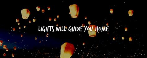 Lights Will Guide You Home Coldplay by Coldplay Lyrics Gifs Wifflegif