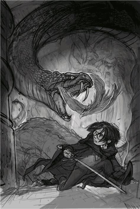 Novas capas de Harry Potter em gifs – Beco Literário