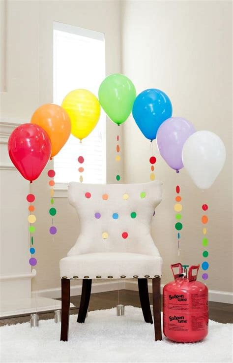 balloon diy decorations 35 simply splendid diy balloon decorations for your celebration