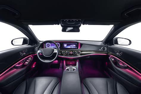 beleuchtung auto everlight interior automotive rgb led