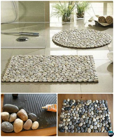bathroom mat ideas 20 no crochet diy rug ideas projects instructions