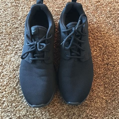 23 nike shoes black nike roche from s