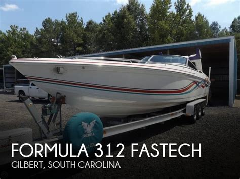 formula boats for sale used used formula 312 fastech boats for sale boats