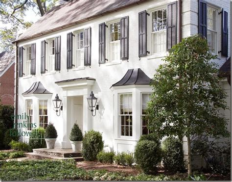 can exterior brick be painted 21 rosemary classic white painted brick abodes