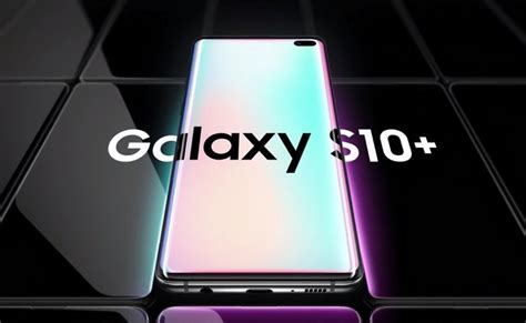 and here s a samsung galaxy s10 promo leak droid
