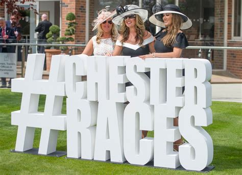 gallery chester races day 2018 cheshire live