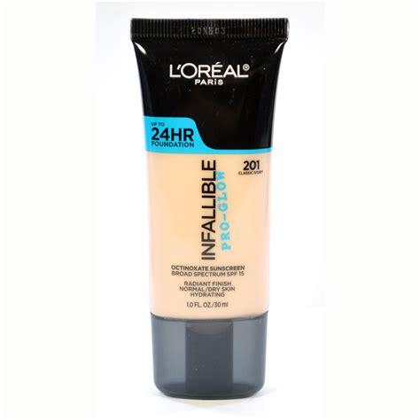 L Oreal Infallible Pro infallible pro glow l or 233 al maquillage cynthia
