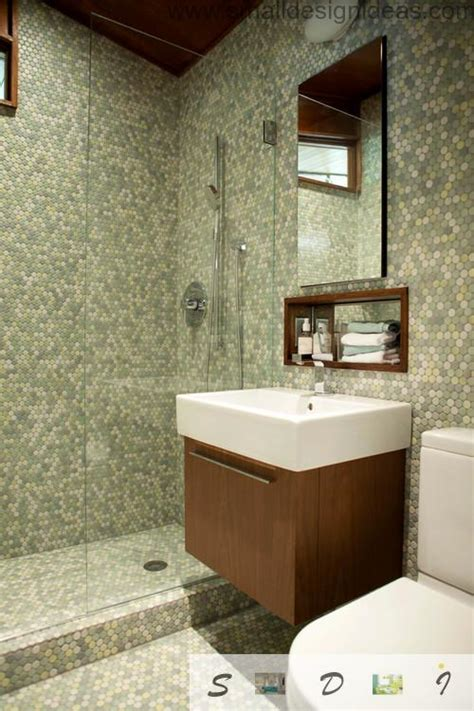 Low Cost Backsplash Ideas - extra small bathroom design ideas