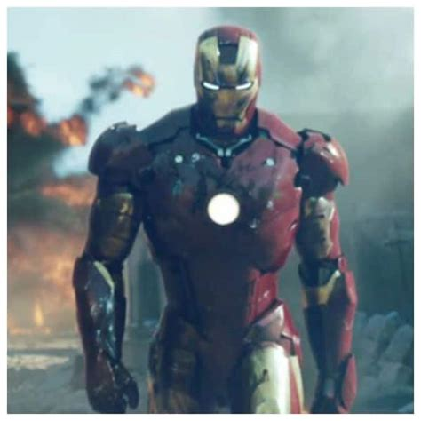 leaked iron man suits