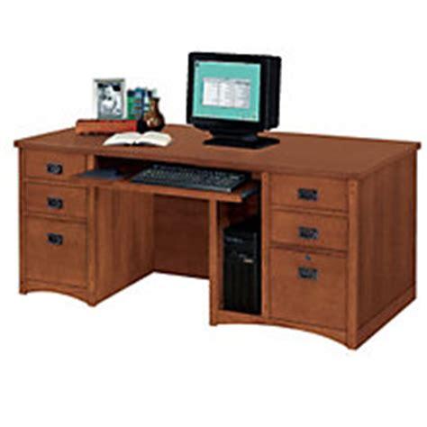 mission style executive desk mission desk amish oak craftsman style computer desks
