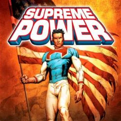 supreme power supreme power 2003 2005 comic books comics
