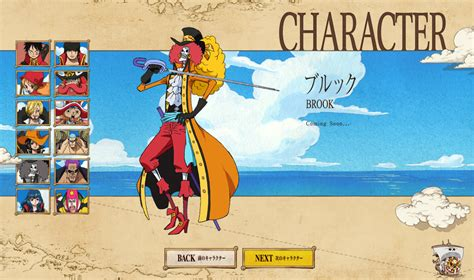 film z one piece characters portrait of pirates the collection one piece z 3rd