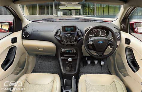 Ford Aspire Interior by Ford Figo Aspire Expert Review Cardekho