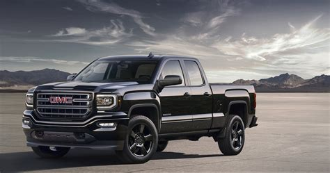 truck gmc 2016 gmc sierra elevation edition is an appropriate pickup